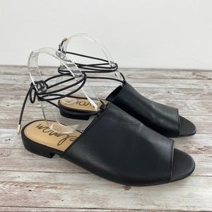 Sam Edelman Tai lace up slides sandals